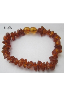 Baltic Amber Baby Teeth..