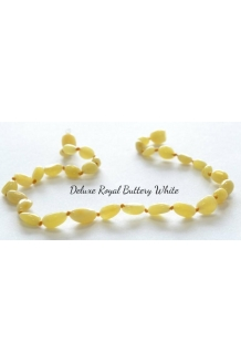Luxury Baltic Amber Baby Te..