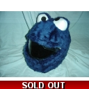 Cookie monster crazy helmet cover funnyheed