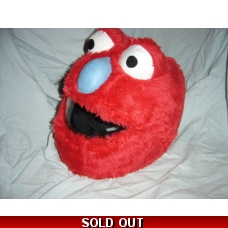 Red Elmo funnyheed