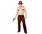 US Sheriff Costume - Rick Grimes Style Walking D..