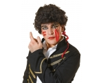 Adam Ant Wig - 80s Pop Star Style