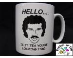 Hello... is it Tea you're looking for Lionel Ric..