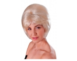Beehive Wig - Blonde - 60s 70s Style