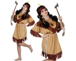 Native Indian Lady Costume