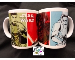 Force Awakens Collage Mug - Officially Licensed ..