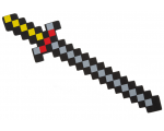 Pixel 8-bit EVA Sword Mine Craft