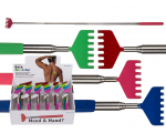 Extendable Metal Back Scratcher