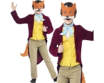Fantastic Mr Fox Costume - Licensed