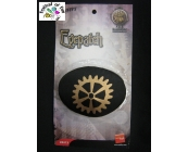 Steampunk Eyepatch With Cog Design