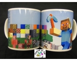 Minecraft Video Game Mug