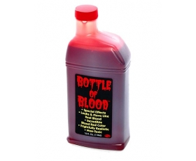 Bottle of Vampire Blood = 1 Pint