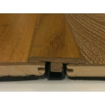 UKFS Oak door threshold T-Bar