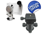 SkyTracker Bundle v2 with Ball head & Polar sco..