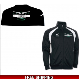 Hillingdon swimming club tra..