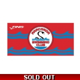 Anaconda swimming club towel