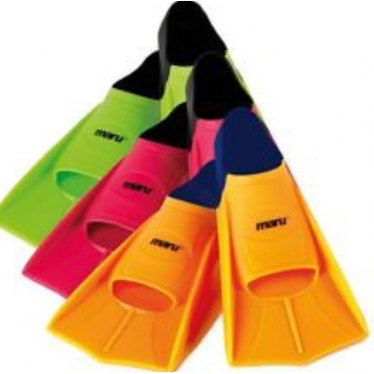 Maru/Arena Short Fins, green, orange or pink