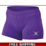 RVC Gilbert Eclipse netball shorts