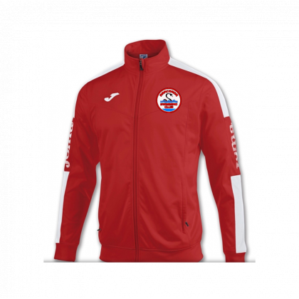 Anaconda swimming club tracksuit top full zip