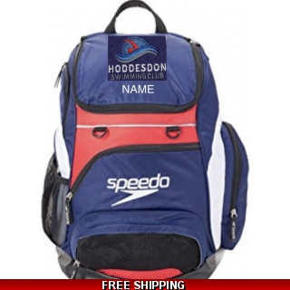 Hoddesdon Swimming Club bag