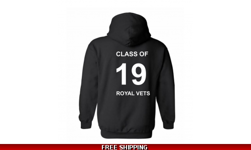 RVC Leavers hoodies 2019