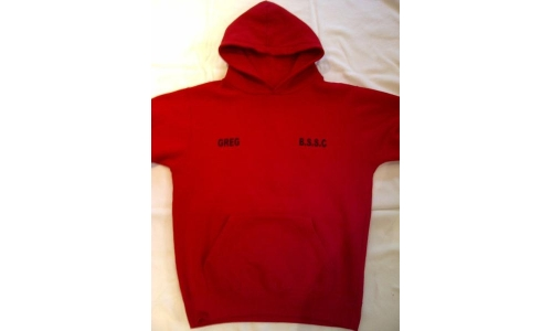 BS Swimming Club Hoodie