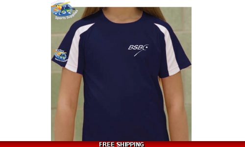 BSBC Junior club t-shirt
