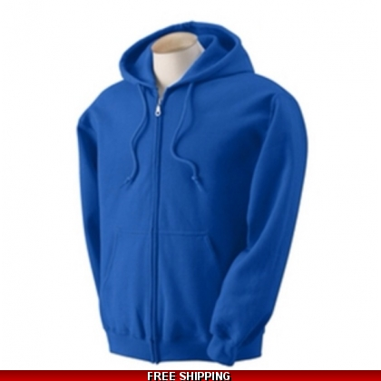 Hoddesdon swimming club zip up hoodies