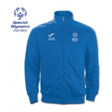Special Olympics track suit top