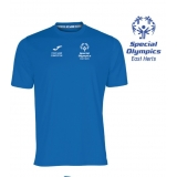 Special Olympics polyester team shirt
