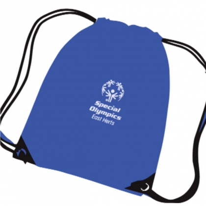 Special Olympics Drawstring bag for small personal effects
