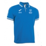 Special Olympics polo team shirt Royal