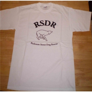 T-Shirt RSDR - with Crew Neck - Old Stock
