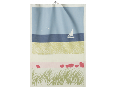 "Tea Towel ""Summer"""