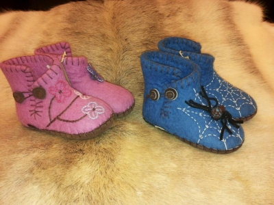 Clemente Children Slippers