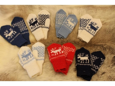 Mittens for children
