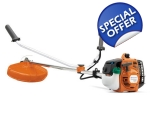 Husqvarna 128R Petrol Trimmer Strimmer Brushcutt..