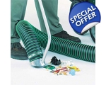 Billy Goat Hose Kit for KV range wheeled vacuum ..