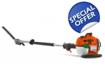 Husqvarna 325HE4X long reach hedge trimmer NEW