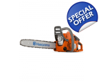 Husqvarna 236 Petrol chainsaw 236 14´ bar RRP £2..
