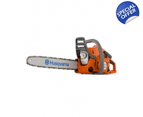 Husqvarna 236 Petrol chainsaw 236 14´ bar