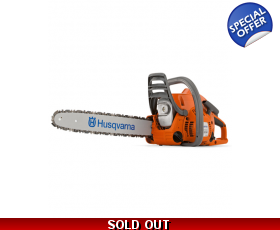 Husqvarna 236 Petrol chainsaw 236 14' bar