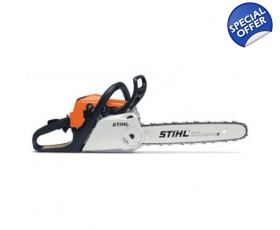 stihl ms 211 c be chainsaw with picco duro saw chain 14 39 or 16 39 39 bar. Black Bedroom Furniture Sets. Home Design Ideas