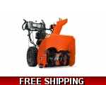 Husqvarna 5524ST 2 Stage Snow Thrower