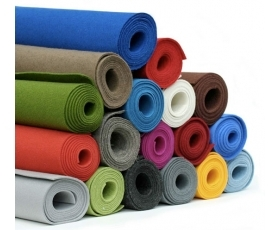 Display Felt Price per Metre