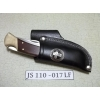 JS110-017 Custom Knife Sheath for Buck 110 Left Sided