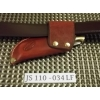 JS110-034LF Custom Knife Sheath for Buck 110