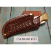 JS110-001RT Custom Knife Sheath for Buck 110