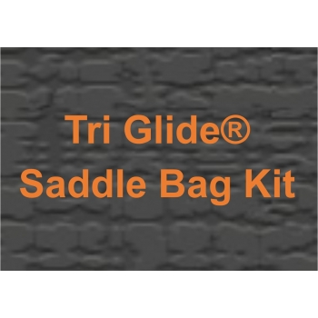 Tri Glide® Saddle Bag Kit