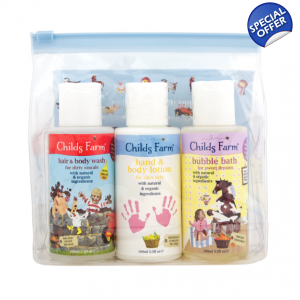 Childs Farm Top-to-toesie cl..